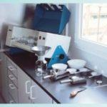 Verbruiksmaterialen laboratorium